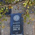 Basilique Santa Maria Del Pi