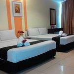 Foto de Sun Inns Kuala Selangor