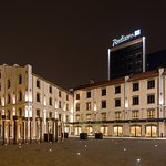Radisson Blu Old Mill Hotel, Belgrade