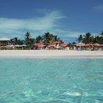 """Resort visto dalla """"spiaggia"""""""