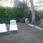 Notre petit espace jardin