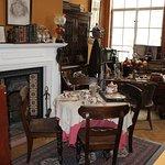 комната Шерлока Холмса из британской версии сериала