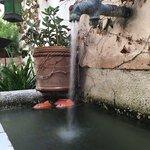 Und noch ein Brunnen....