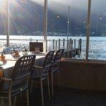Restaurant Seegarten Isleten Foto