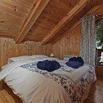 Chalet Dahu bedroom
