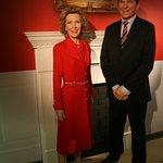 Ronald y Nancy Reagan