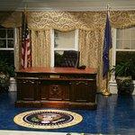 El despacho oval