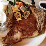Prime Rib Dinner @ $14.95