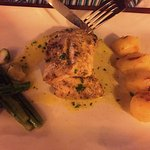 Sauteed Filet Snapper & Baby potatoes