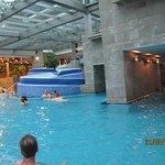 piscine intérieure