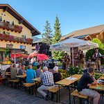 Market day in Westendorf