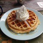 amazing waffle