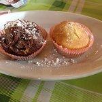colazione... muffin senza glutine !