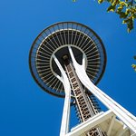 Seattle Space Needle NOT TO BE MISSED!