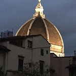 A view of Il Duomo from our hotel room.