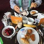 colazione :)
