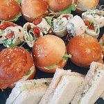 Plateaux de sandwiches (traiteur)