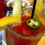 Bloody Mary at Bread+Salt