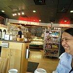 Having brunch at Ithaca Bakery