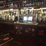 Wonderful bar area