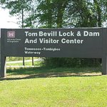 Tom Bevill Lock and Dam