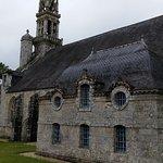 La chapelle attenante au manoir