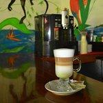 Real espresso & cappuccino