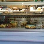 Great vegan milkshakes and cakes