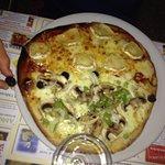 une pizza moit'moit'