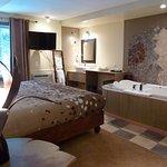 Chambre Annexe bain thérapeutique