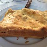 Empanada de Grelos y Tetilla !!!