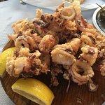 Calamares Fritos deliciosos !!!!