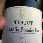 Chablis 1er Cru for the Oysters and the Aioli