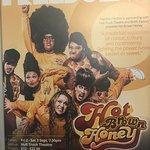 Hot Brown Honey tonight at HTT - absolutely fantastic 😂😂😂😂😂😂