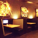 Large 2 storey restaurant