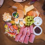 Ploughman's lunch sharing platter for 2.