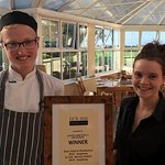 Lastra Farm winner of best hotel & restaurant Anglesey 2016 Lux Hotel Awards