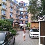 David Hotel Foto