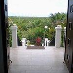 View from Karana front door