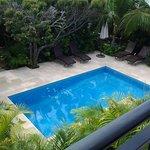 Private pool for Karana