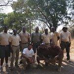Chad camp crew