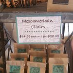 Mesoamerican Elixir powders