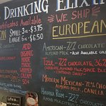 Elixir Board-Try a sample, or 4. They are so good.