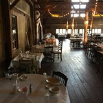 Interior view of Rastaurant Barn
