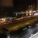 Sheraton Buenos Aires muy bien el hotel y la vista desde mi habitación, piso 16