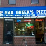 Mad Greek Restaurant and Pizzaの写真