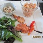 le gravelax de saumon