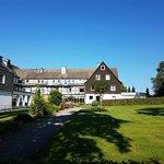Berghotel Hoher Knochen Foto