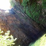 Cool, fresh waterhole at Emma Gorge. Go early to beat the crowds as daytrippers have access too.