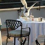 Foto de Rome Marriott Grand Hotel Flora